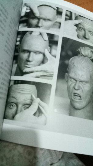 现代雕塑技法头部与面部陶泥雕塑指南 晒单图
