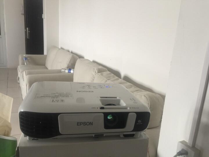 爱普生(EPSON)CB-S31 办公 投影机 投影仪(SVGA分辨率 3200流明 HDMI) 晒单图
