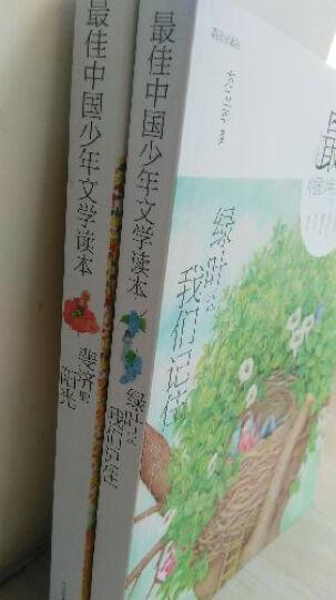 最佳中国少年文学读本:绿叶让我们记住 晒单图