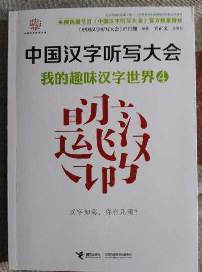 中国汉字听写大会 我的趣味汉字世界·3 晒单图