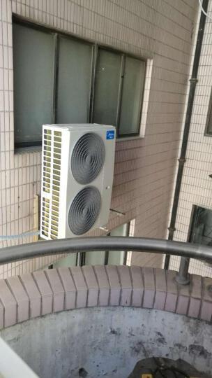 美的(Midea) 定速冷柜机5匹 美的立柜式空调柜机KFR-120LW/SDY-PA400(D3) 晒单图