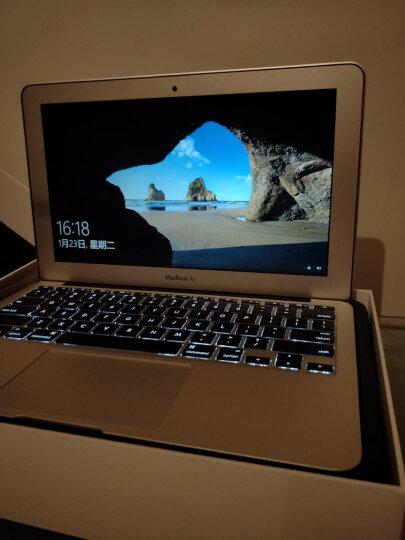 Apple APPLE苹果 2018新款MacBook Pro 13.3英寸苹果笔记本电脑2017款 18款13英寸银MR9U2 Bar8G/256G 原装标配+二代鼠标 晒单图