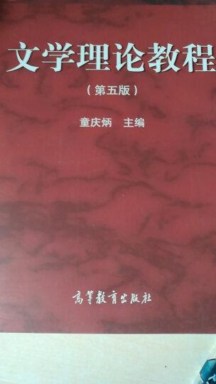 文学理论教程(第五版) 晒单图