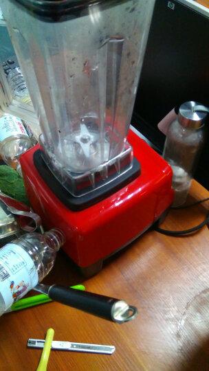 科顺(Kesun) 破壁料理机 2L大容量 家用多功能搅拌 果汁碎冰PR-808 中国红 晒单图