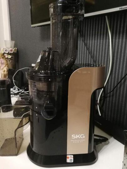 SKG 榨汁机家用渣汁分离慢速原汁机大口径多功能全自动果汁机电动蔬菜迷你多汁 2509 晒单图