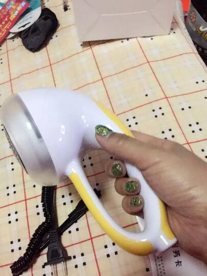 超人毛球修剪器充电式毛衣衣服去球器去毛器剃毛器除毛器剃毛球器除球器打毛器SR7802 标配+3个原装刀片 晒单图