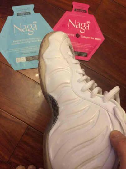 耐克(NIKE) Nike Air Foamposite Pro 哈达威篮球鞋 喷泡系列 575420-003钻石波点喷 44 晒单图