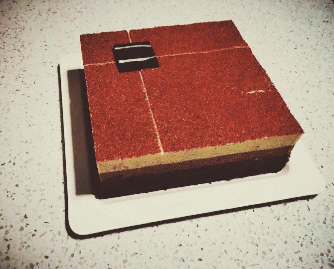 诺心 LECAKE 巧克力四重奏蛋糕 2-4人食 晒单图