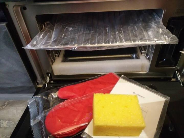 德国巴科隆(BAKOLN)蒸箱烤箱电蒸烤箱嵌入式家用28L容量多功能蒸炉蒸烤二合一体机BK51A 晒单图