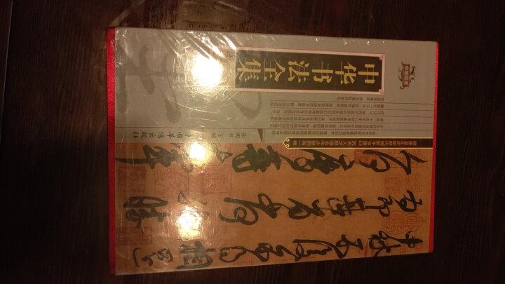 中国书法全集 套装全4册精装 中国书法大字典  书法字典 书法史  晒单图
