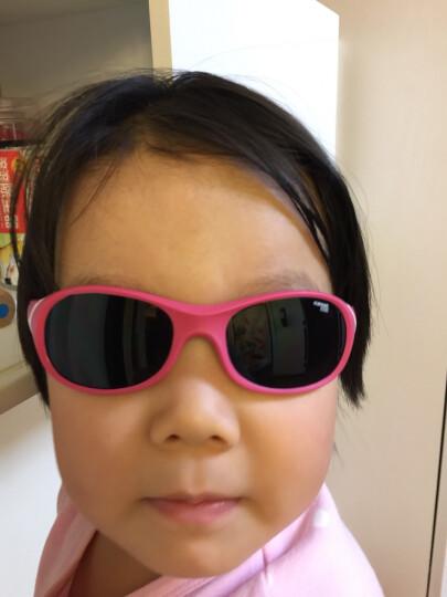 BUSHNELL 法国Cebe太阳镜 儿童太阳镜 Flipper系列(3-6岁) CBFLIP12 粉色+蓝色款 晒单图