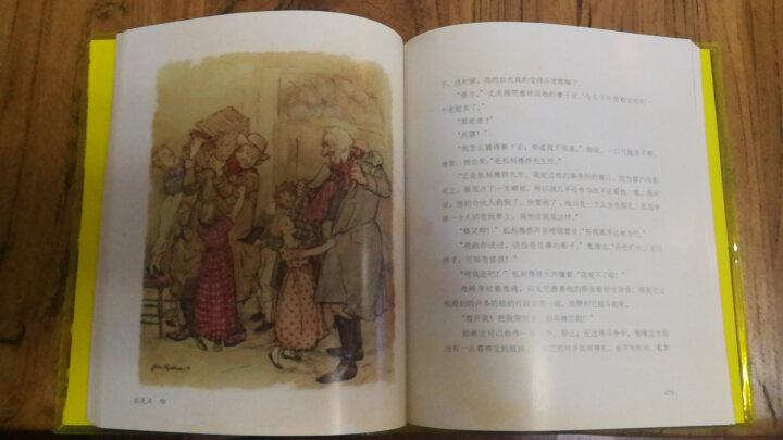 幻想国:圣诞颂歌(狄更斯童话·大师彩绘本) 晒单图