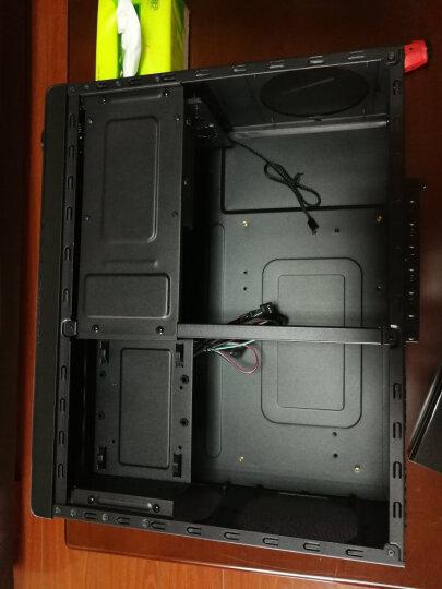 乔思伯(JONSBO)G3 银色 HTPC机箱(支持ATX主板/ATX大电源/光驱位/音量旋钮/功放尺寸) 晒单图