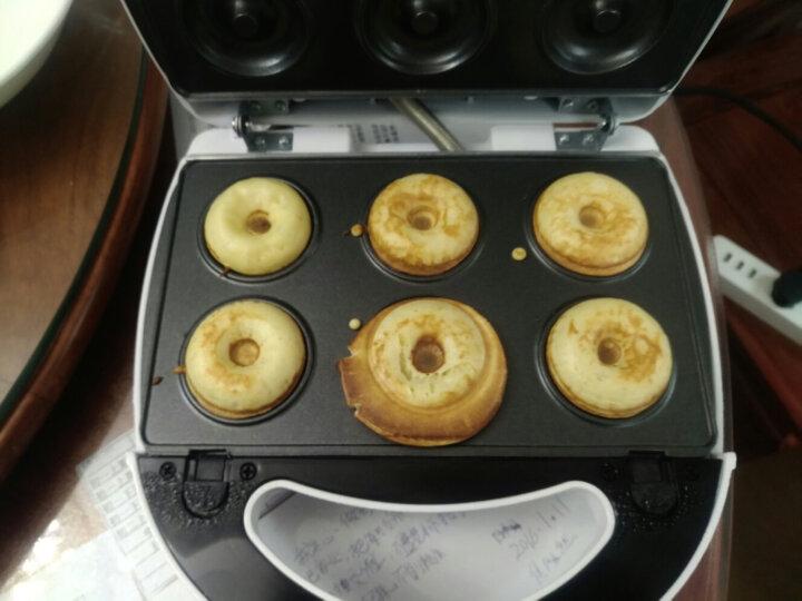 班尼兔(Pink Bunny) 家用迷你多功能电饼铛华夫饼机松饼机蛋糕曲奇机可拆卸盘 专用烤盘1套选一拍下留言 晒单图