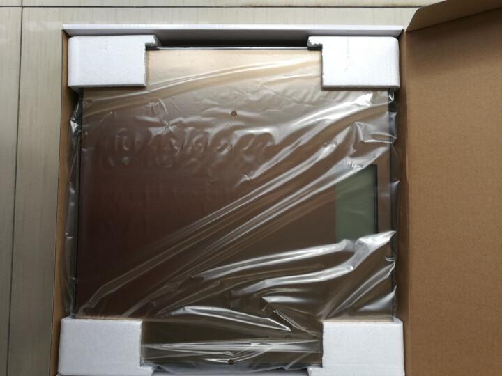 香山EB868H 电子人体秤 不锈钢面称重体重秤(土豪金) 晒单图