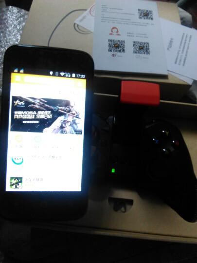 NGDS 新游G901青春版 无线游戏手柄 支持iOS/Android/Windows适配魂斗罗王者荣耀CF穿越火线等 双马达震动 晒单图