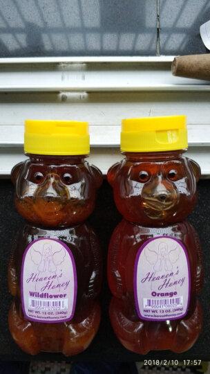 美国加州进口天使蜂蜜 牛油果花蜜蜂蜜340g 晒单图