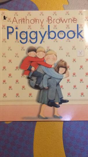 英文原版绘本 Anthony Browne作品: Piggybook 朱家故事 平装# 晒单图