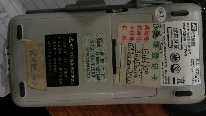 金士顿(Kingston)128GB UHS-I Class10 TF(Micro SD)高速存储卡 读速90MB/s 中国红 晒单图