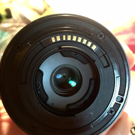 佳能微单(Canon)EOS M6 (15-45镜头银色套机)(2420万像素 触控翻转LCD 全像素双核对焦) 晒单图