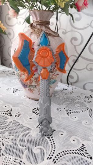 奥迪双钻(AULDEY)超级飞侠玩具套装大礼盒大号变形机器人 大号卡文710270 晒单图