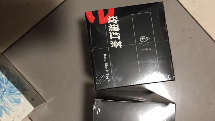 inWE因味茶 玫瑰红茶 英式下午茶包玫瑰茶袋泡茶10袋 德国进口原料 晒单图