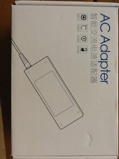品恒 华硕笔记本电脑A43S A55V K43S K550D A8 F8 X81电源适配器充电器线 19V 4.74A 90W 旅行便携式圆口 晒单图