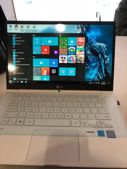 【官翻99新】LG gram(13Z980-G.AA53C)13.3英寸二手超轻薄笔记本电脑八代四核 i5 8G 256ssd 白色 指纹 全国联保十个月 晒单图