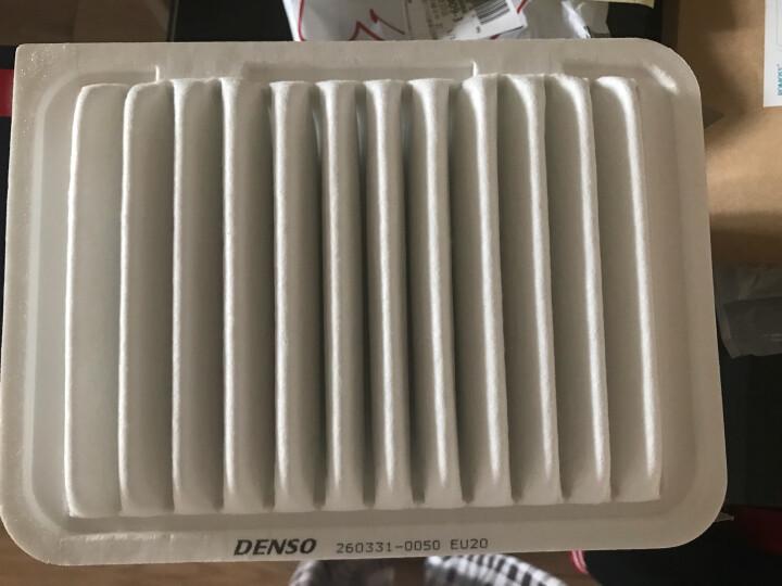 电装(DENSO)空滤/空气滤清器 滤芯 霸道普拉多4.0 LC120/GRJ120 晒单图
