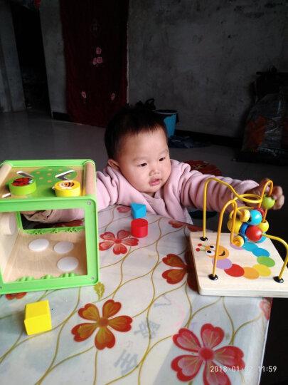 特宝儿(topbright)四面铁线1-3岁婴儿串珠玩具男孩女孩益智儿童玩具 晒单图