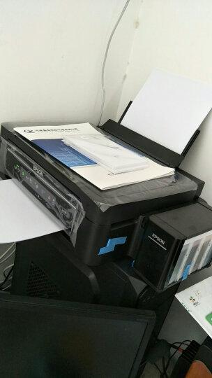 爱普生(EPSON) L405 墨仓式 打印机一体机 (打印 复印 扫描 手机打印Wifi) 晒单图