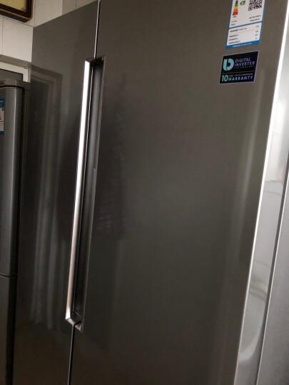三星(SAMSUNG)RS62K6130S8 638升大容量风冷无霜冰箱 双循环双门 智能变频对开门 晒单图