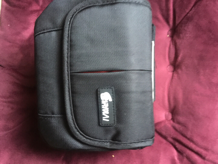 锐玛(EIRMAI)S2620 佳能尼康数码微单相机包 索尼富士奥林巴斯微单包 防水抗震摄影单肩包 黑色 晒单图