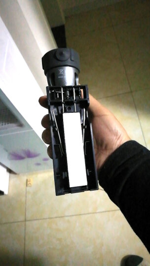 欧司朗(OSRAM)救生手电车用救生锤LED手电筒橙色应急安全警示灯自驾野营随车安全锤 晒单图