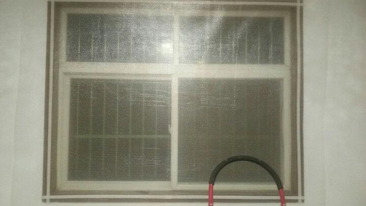 卉之萱 园艺冬季玻璃保温膜防寒窗户保温膜保暖贴防风隔热膜气泡玻璃贴膜加厚 182厘米*235厘米+魔术贴 晒单图