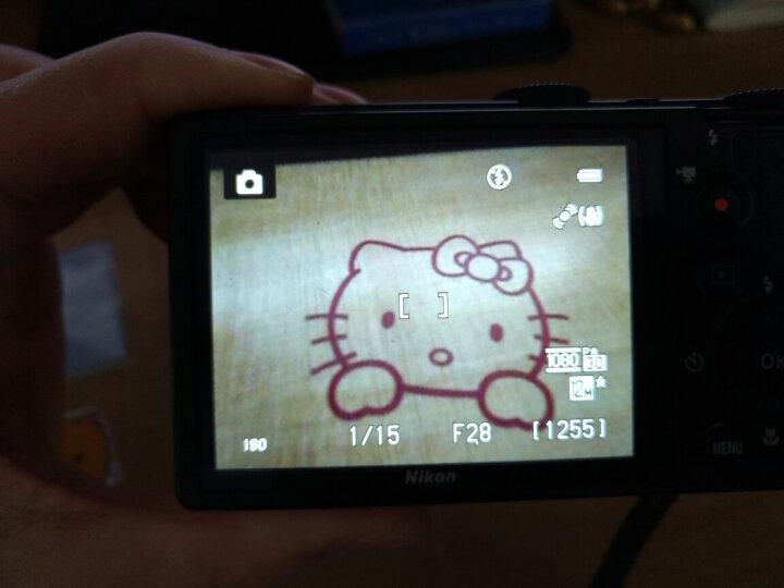 蒂森特(dste) 尼康P300 S9700 钥动170 360数码相机EN-EL12 电池 晒单图