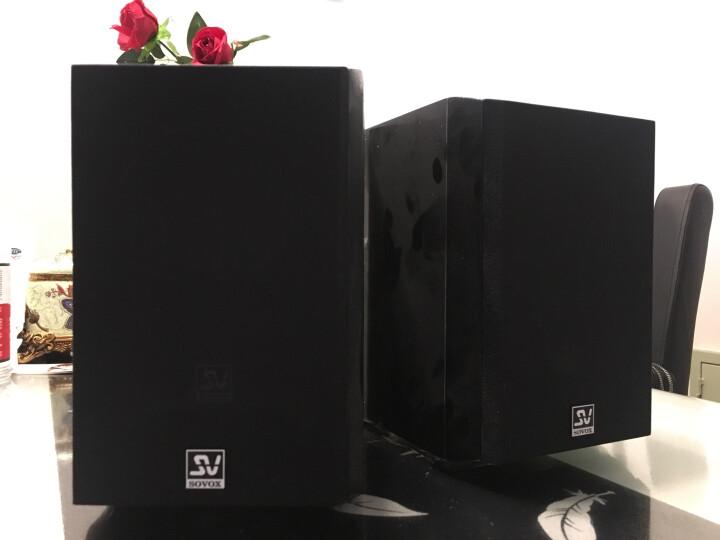 索威SA60 HiFi家用功放机 蓝牙功放音响 大功率数字公放2.0声道 立体声 专业功率放大器  晒单图