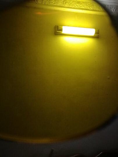 陌龙(Molong)驾驶眼镜男士偏光镜夜视镜司机专用夜间开车防大灯远光灯增亮 银框夜视镜8011 晒单图