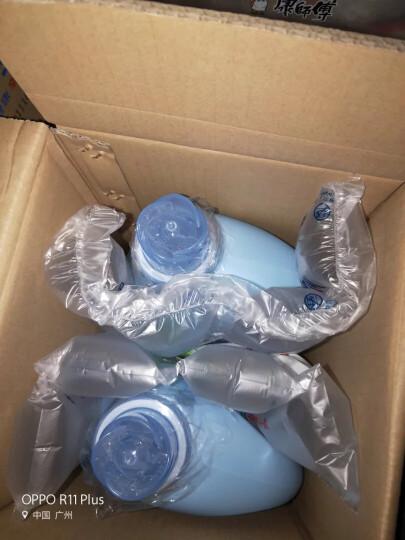 立白 植物柔护衣物柔顺剂(薰衣草花香)2L/瓶+500g/袋  新旧包装随机发货 晒单图