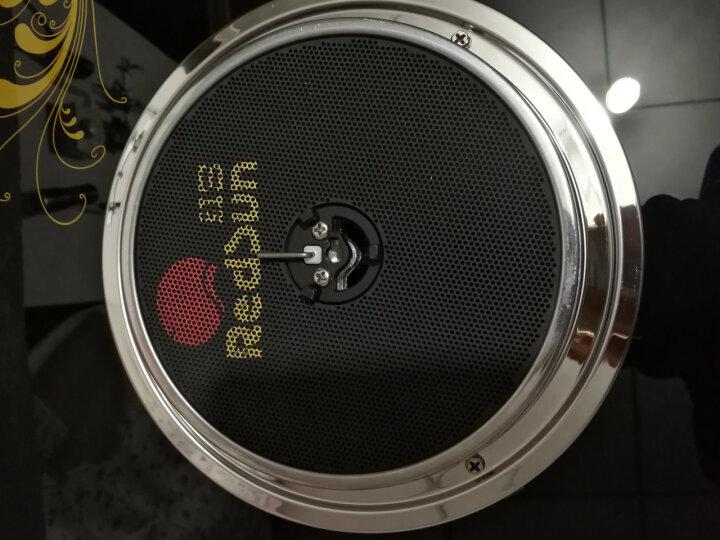 红日(RedSun)红外线燃气灶 单灶煤气灶 大火力 台式嵌入式钢化玻璃 熄火保护一级能效338D2 液化气 晒单图