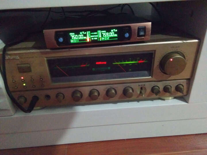 TB104x2双联B100K电位器 音响功放音量可调8脚电位器双连 晒单图
