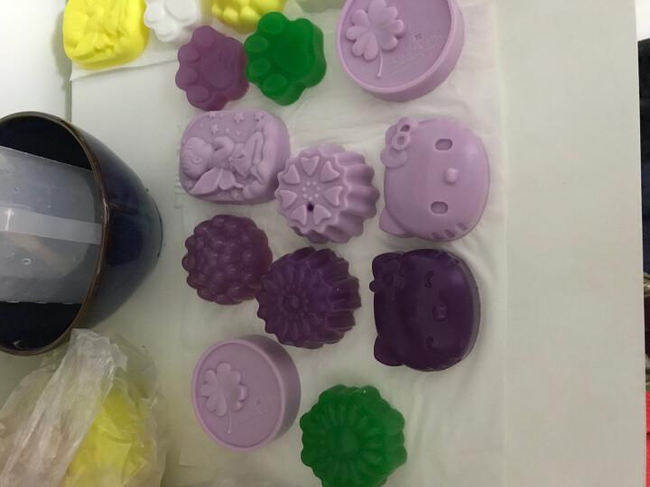 古莎(GUSHA) 手工皂材料植物皂基5斤纯乳白透明自制香皂母乳人奶皂原料 晒单图