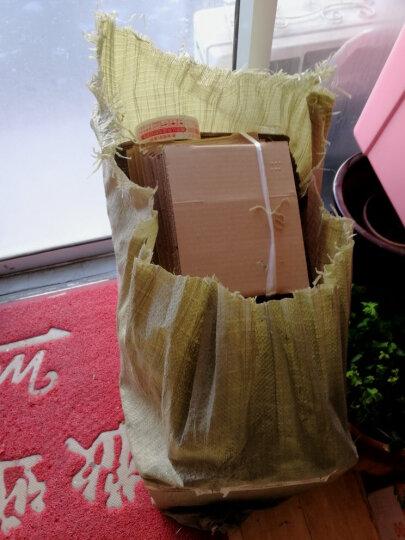 邮政纸箱5-12纸盒子快递纸箱定做包装盒物流打包搬家纸箱飞机盒包装箱快递盒子网店纸箱瓦楞纸 7号 3层 长23CM*宽13CM*高16CM 晒单图