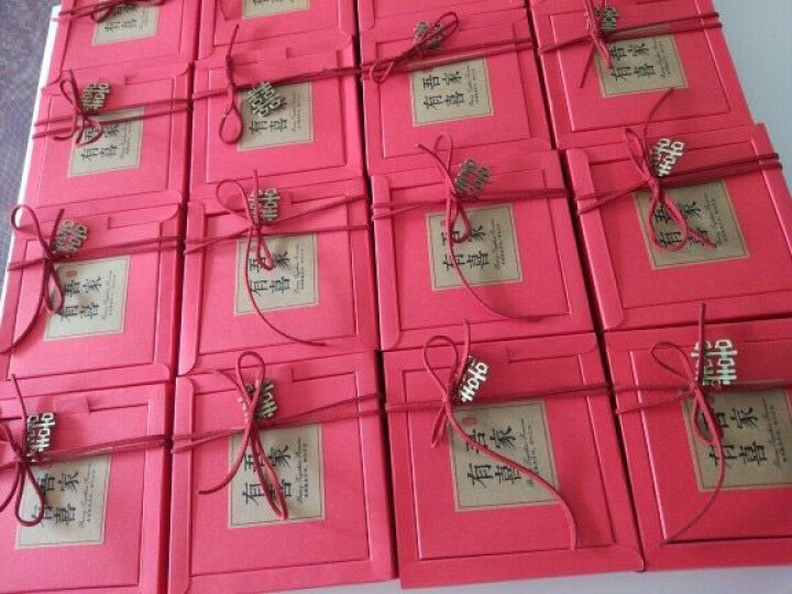 喜糖盒中式用品创意2019纸盒婚庆糖果盒结婚婚礼喜糖盒子批发喜糖袋喜糖礼盒喜糖喜糖盒喜糖包装盒可装烟 成品 大号 晒单图