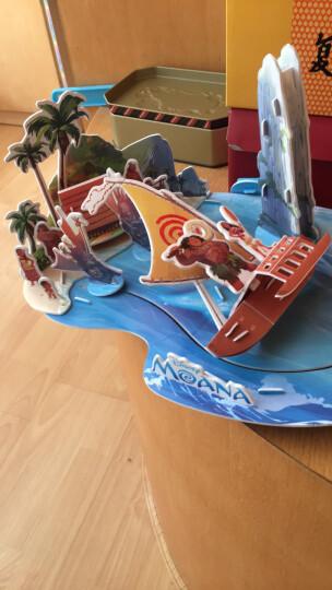 迪士尼 海洋奇缘·迪士尼经典互动游戏书 晒单图