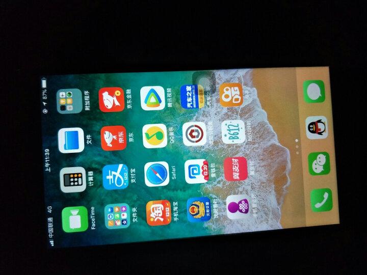 【分期用】Apple iPhone 7 Plus (A1661) 128G 黑色 移动联通电信4G手机 晒单图