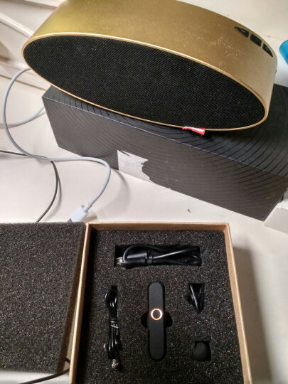 击音(iGene)听键A1 有线耳机秒变无线 4种佩戴方式蓝牙音频转换器头戴入耳式运动耳机 黑色 晒单图