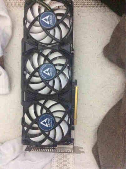 ARCTIC 显卡散热器(适用于 RX480,R9 390,290X,GTX1080,1070,1060,980TI,780,770/3风扇3代) 晒单图