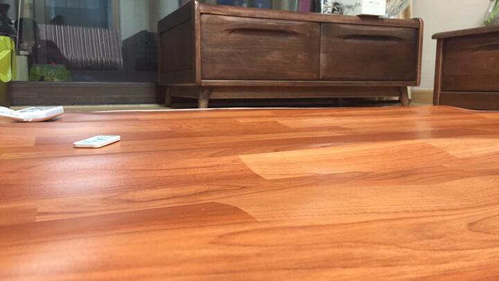 暖大师 电热地毯移动地暖垫 碳晶地暖 电热毯暖脚垫 地热垫 地暖毯 地热垫 紫色卡通 200*56CM 晒单图
