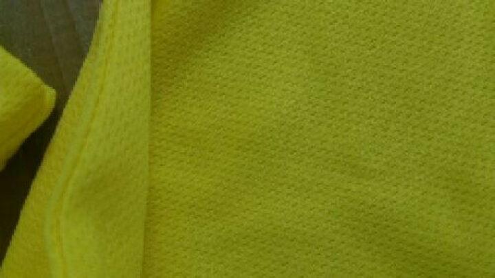 日高(NIKKO)户外速干T恤 夏季新款短袖快干衣透气吸汗运动速干衣跑步健身运动服上衣情侣款 073浅黃(男) XL 晒单图